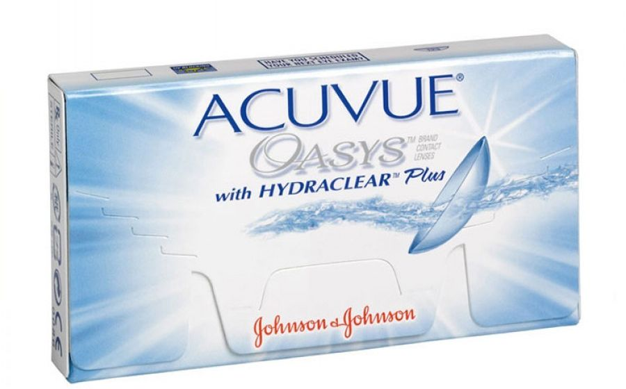 Johnson&Johnson Acuvue Oasys